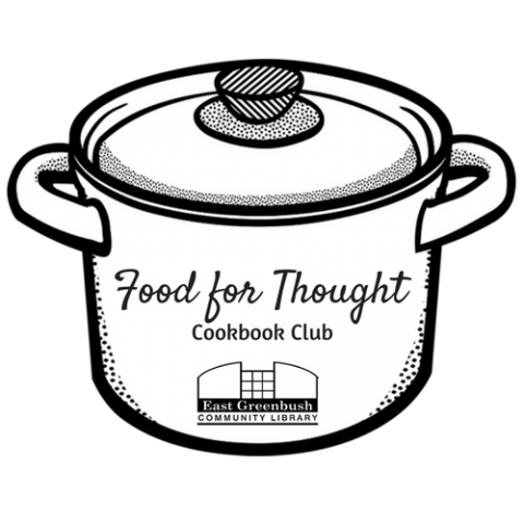 Food for Thought Cookbook Club logo