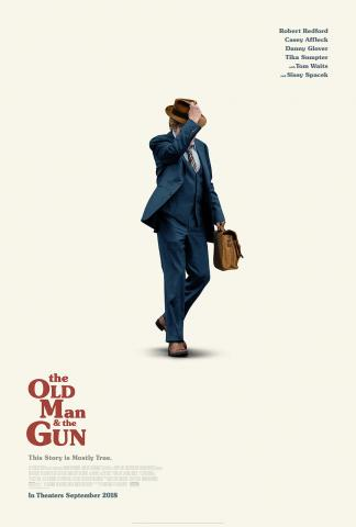 Old Man and the Gun Film Poster