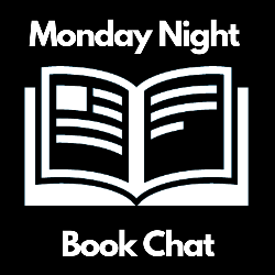 Monday Night Book Chat logo